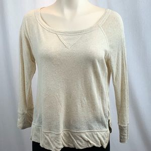 Rebecca Taylor Casual Shirt with Side Zippers XS